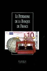 Le patrimoine de la Banque de France