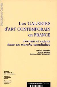 Les galeries d'art contemporain en France : portrait et enjeux dans un marché mondialisé