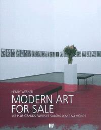 Modern art for sale : les plus grands foires et salons d'art au monde