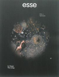 Esse. n° 87, Le vivant = The living
