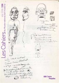 Cahiers du Musée national d'art moderne. n° 136