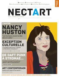 Nectart : nouveaux enjeux dans la culture, transformations artistiques et révolution technologique. n° 2