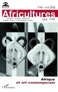 Africultures. n° 48, Afrique et art contemporain