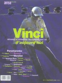 Arearevue)s(. n° 11, Vinci d'aujourd'hui : délirantes ou célibataires, les machines dans l'art