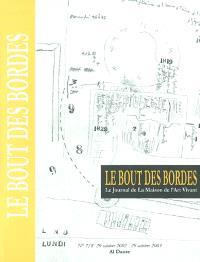 Bout des bordes (Le). n° 7-8