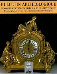 Bulletin archéologique du Comité des travaux historiques et scientifiques, Moyen Age, Renaissance, Temps modernes. n° 34