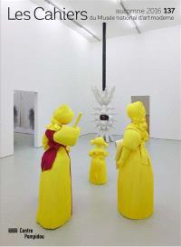 Cahiers du Musée national d'art moderne. n° 137, John Berger