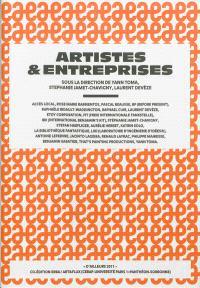 D'ailleurs. n° 3, Artistes & entreprises