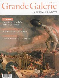 Grande Galerie, le journal du Louvre. n° 33