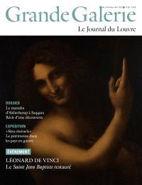 Grande Galerie, le journal du Louvre. n° 38