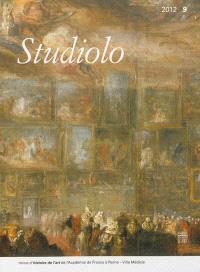 Studiolo. n° 9, L'oeuvre et sa représentation