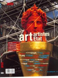 Arearevue)s(. n° 14, L'art et l'Etat