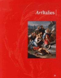 Art Italies : la revue de l'AHAI. n° 20