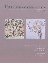 Atelier contemporain (L'). n° 1, Pourquoi écrivez-vous sur l'art ?