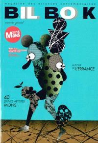 Bil Bo K. n° 32, Mons 2015 : autour de l'errance