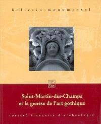 Bulletin monumental. n° 167-1, Saint-Martin-des-Champs et la genèse de l'art gothique