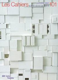 Cahiers du Musée national d'art moderne. n° 101