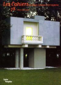 Cahiers du Musée national d'art moderne. n° 78