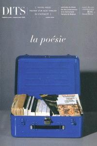 Dits. n° 13, La poésie