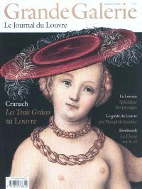 Grande Galerie, le journal du Louvre. n° 15