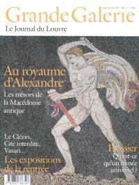 Grande Galerie, le journal du Louvre. n° 17
