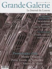 Grande Galerie, le journal du Louvre. n° 20