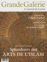 Grande Galerie, le journal du Louvre. n° 21