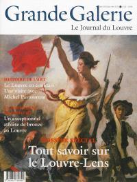 Grande Galerie, le journal du Louvre. n° 22