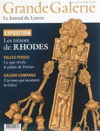 Grande Galerie, le journal du Louvre. n° 30