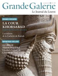 Grande Galerie, le journal du Louvre. n° 32
