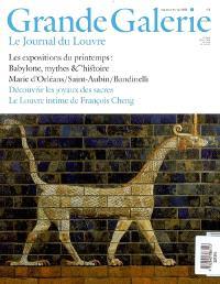 Grande Galerie, le journal du Louvre. n° 3