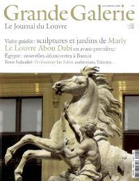 Grande Galerie, le journal du Louvre. n° 4
