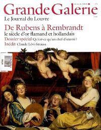 Grande Galerie, le journal du Louvre. n° 6