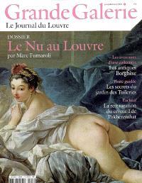 Grande Galerie, le journal du Louvre. n° 8