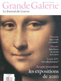 Grande Galerie, le journal du Louvre. n° 10