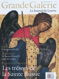 Grande Galerie, le journal du Louvre. n° 11