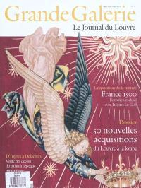 Grande Galerie, le journal du Louvre. n° 13