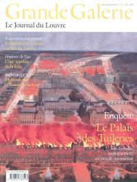 Grande Galerie, le journal du Louvre. n° 16, Le palais des Tuileries