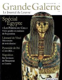 Grande Galerie, le journal du Louvre. n° 7, Spécial Égypte