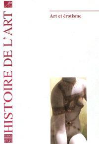 Histoire de l'art. n° 66, Art et érotisme