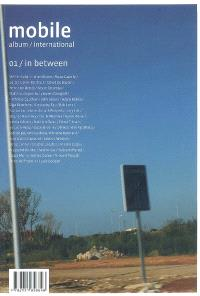 Mobile, album-international. n° 1, In between
