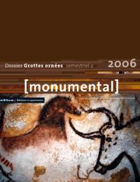 Monumental. n° 2 (2006), Grottes ornées