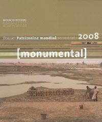 Monumental. n° 1 (2008), Le patrimoine mondial
