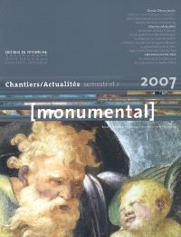 Monumental. n° 2 (2007), Les décors peints