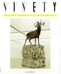Ninety. n° 36, Gloria Friedmann, Valérie Favre