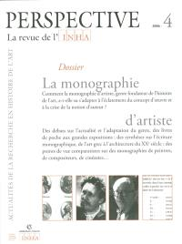 Perspective. n° 4 (2006)
