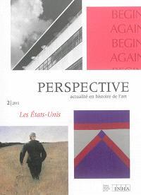 Perspective. n° 2 (2015), Les Etats-Unis