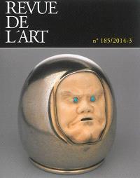 Revue de l'art. n° 185