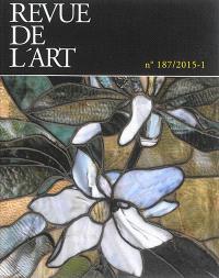 Revue de l'art. n° 187