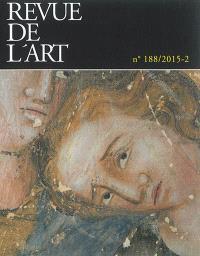 Revue de l'art. n° 188